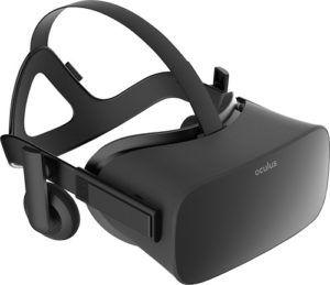 Oculus Rift Produktbild