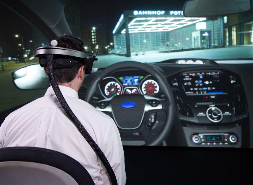 Unfall-Simulation mit Virtual Reality - Eine neue App informiert ...